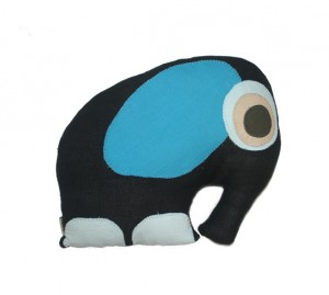 Daughter Elephant – black